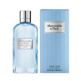 Abercrombie & Fitch - First Instinct Blue Her Edp
