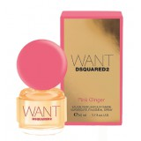Dsquared2 - Want Pink Ginger Edp 10ml